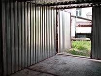 Гараж пенал (Р73-26) Бесплатная доставка
