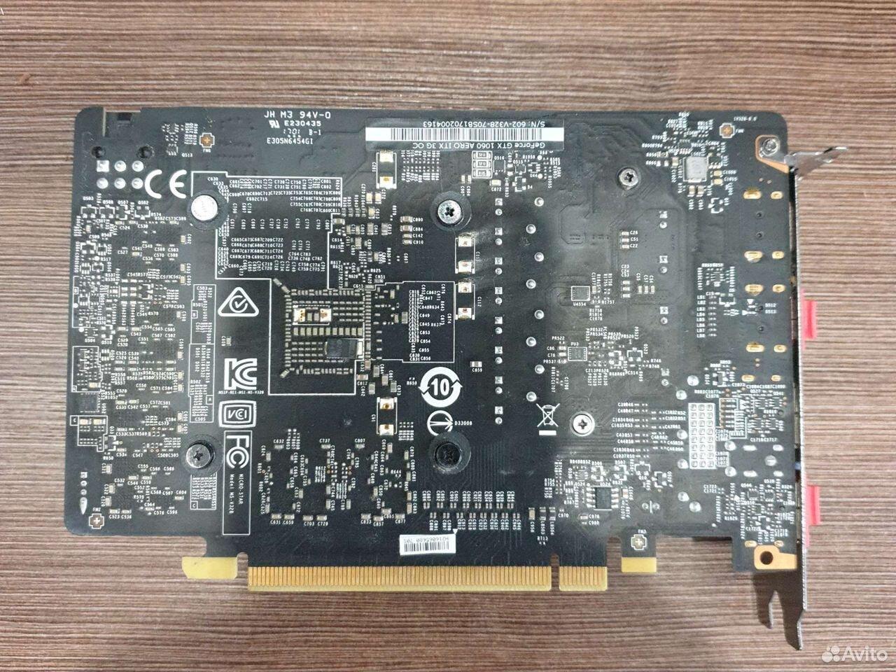 Видеокарта MSI GTX 1060 OC 3gb  89226537666 купить 2