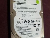 Жесткий диск 500gb 2.5sata GL88393115 — Товары для компьютера в Краснодаре