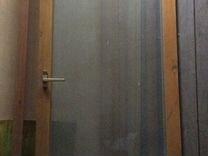 Балконный блок, деревянный