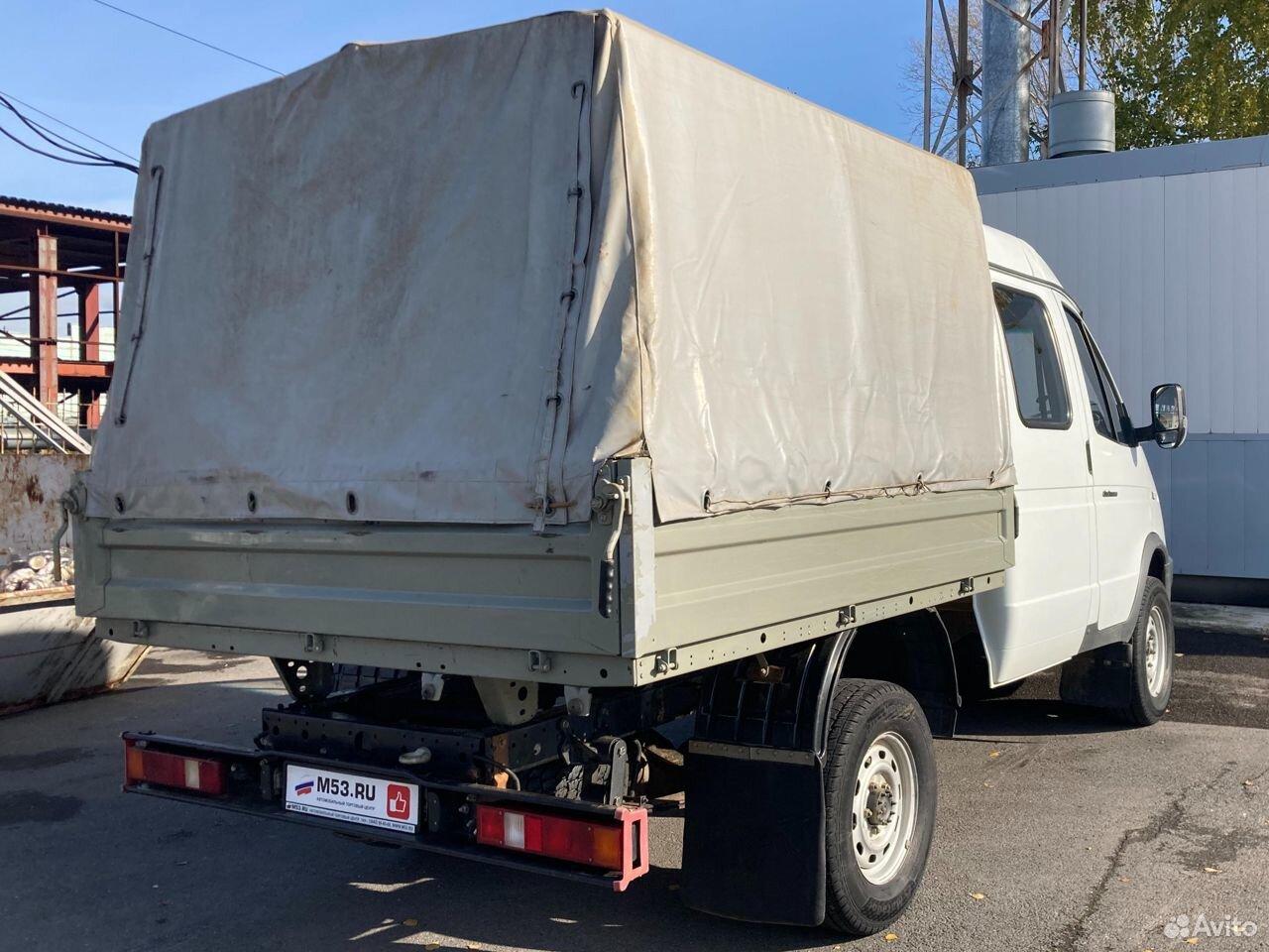 ГАЗ Соболь 2310, 2018  89132904108 купить 3