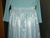 Платье с болеро нарядное