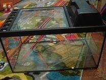 Продам аквариум для черепах