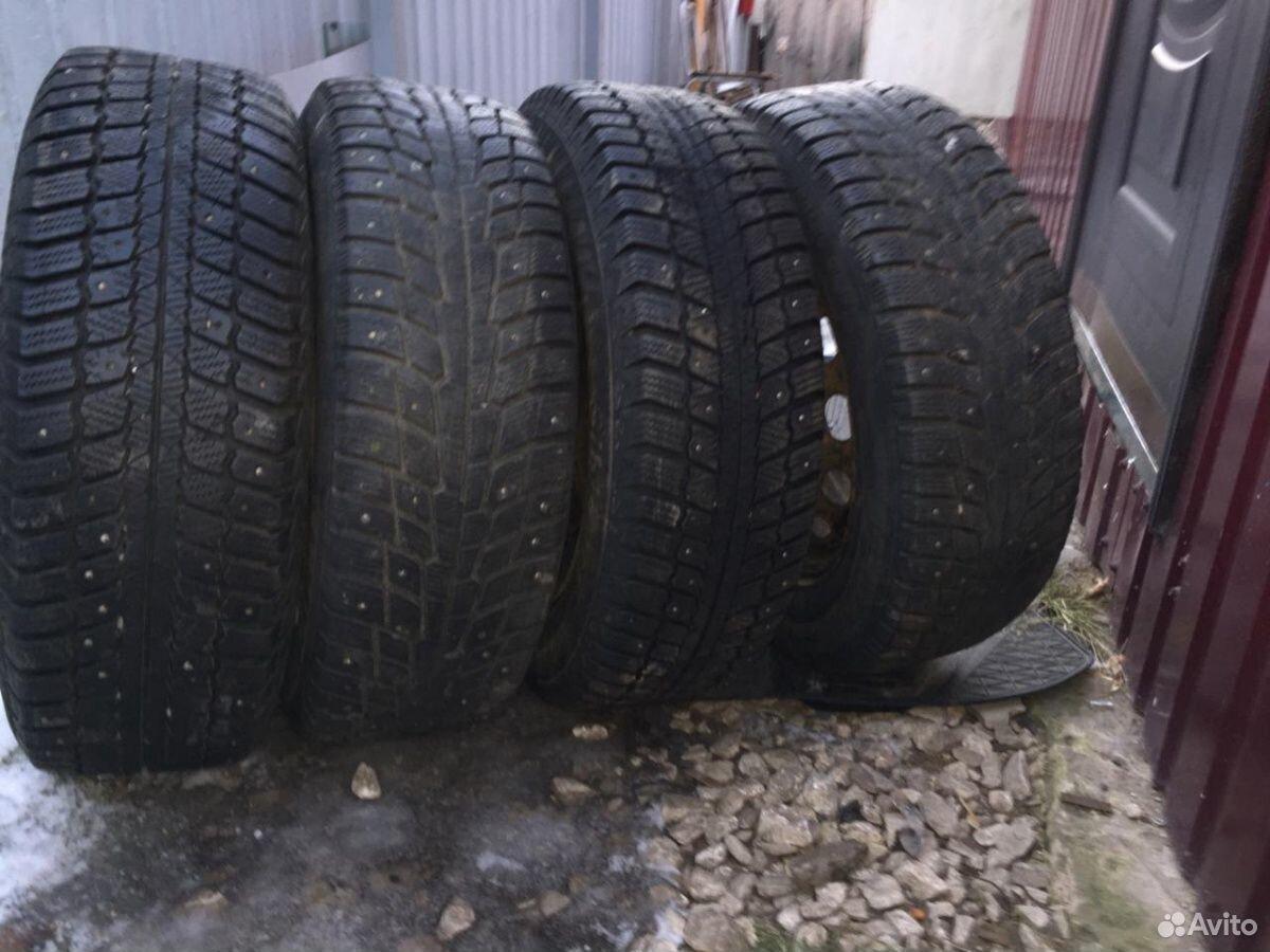Продам зимние колеса от форд фокуса  89911154934 купить 3