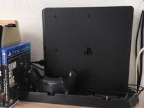Вентилятор охлаждения для PS4 Slim