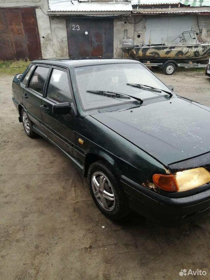 ВАЗ 2115 Samara, 2003  89822006201 купить 5