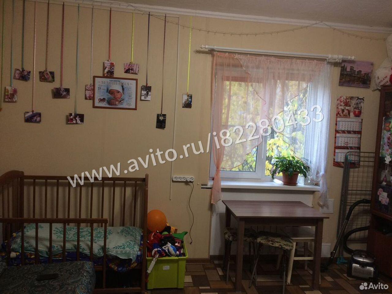 Комната 23 м² в 2-к, 2/2 эт.
