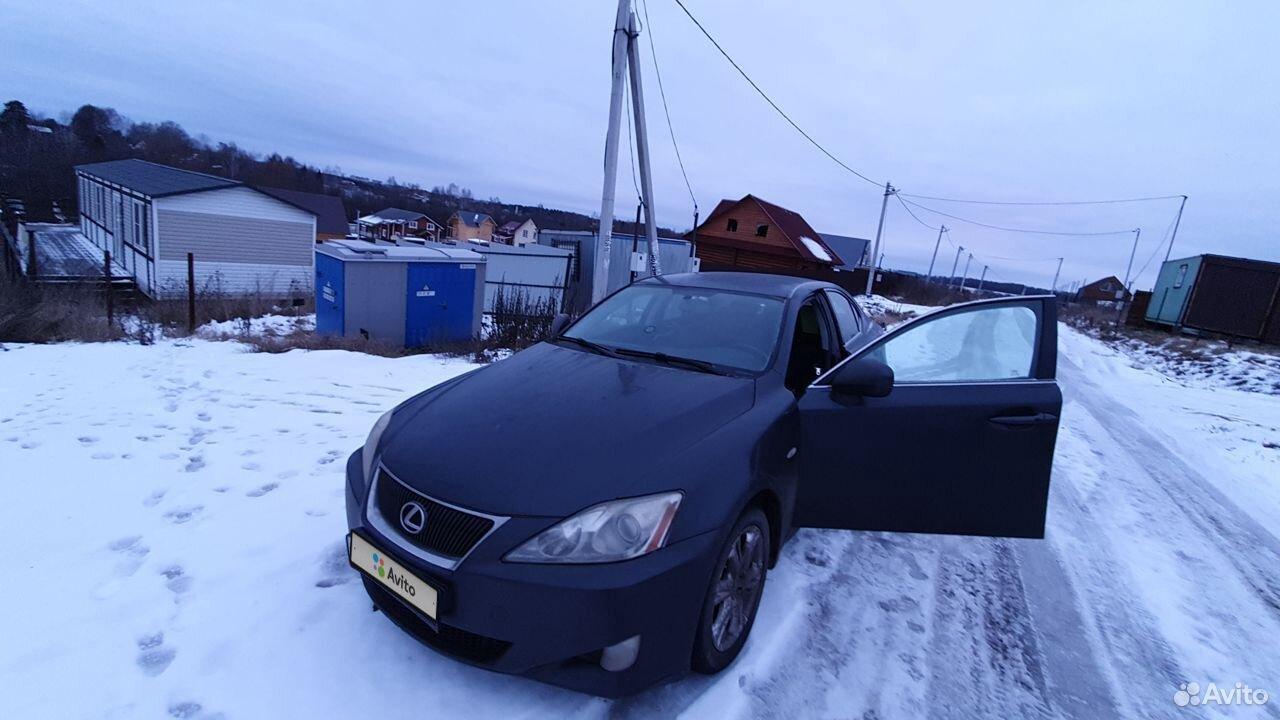Lexus IS, 2008  89092685622 купить 1