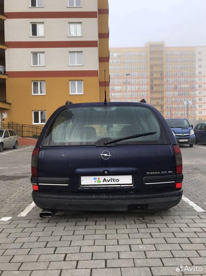 Opel Omega, 1998  89097965498 купить 3