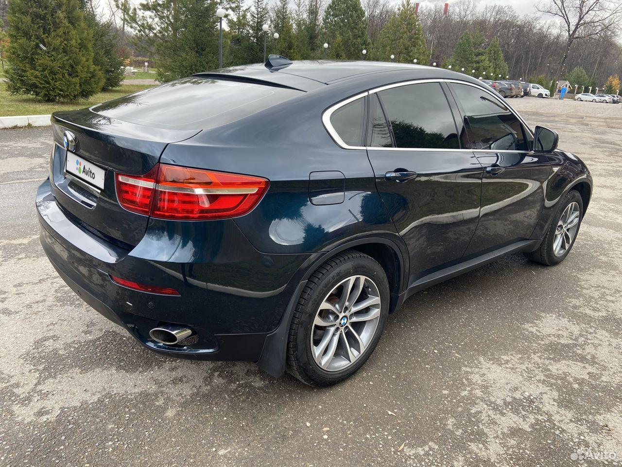 BMW X6, 2013 89177627362 kaufen 5