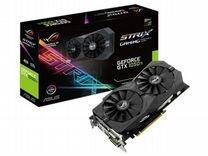 Видеокарта Asus strix GTX1050TI 4G Gaming