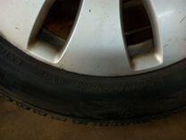 Б/у колеса R16 с зимней резиной — Запчасти и аксессуары в Дзержинске