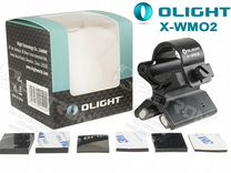Магнитное крепление фонаря на оружие Olight X-WM02