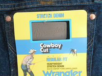 Джинсы W48L32 Wrangler Western Boot Cut