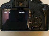 Canon EOS 500D/ (Rebel T1i) Kit