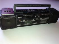Магнитофон двухкассетный