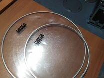 Пластики для барабанов бу