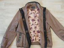 Куртка женская кожзам.р-р 56-58