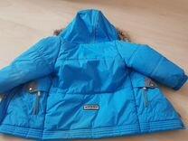 Куртка зимняя для мальчика р 104 — Детская одежда и обувь в Екатеринбурге