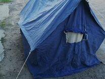 Брезентовая палатка 2х местная