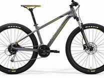 Merida Велосипед Big.Seven 100 Серый М