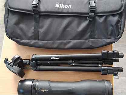 Зрительная труба Nikon Prostaff 3 6-48x60