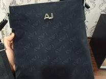 Мужская сумка Georgio Armani