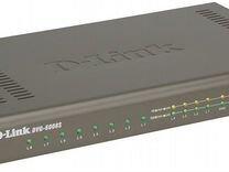 D-Link DVG-6008S голосовой VoIP шлюз 8 портов FXO