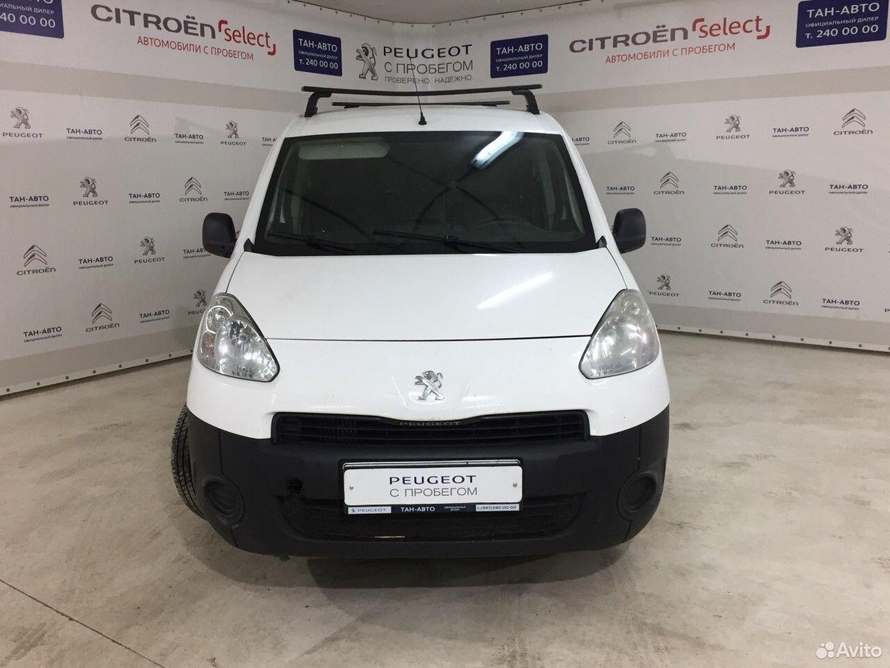 Peugeot Partner, 2012  89373390077 buy 5