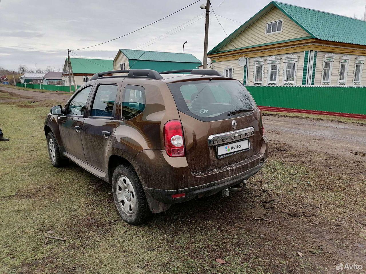 Renault Duster, 2015  89050077628 köp 2