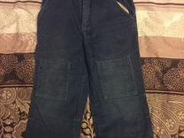 Брюки (джинсы) вельветовые, Италия, 92 рост