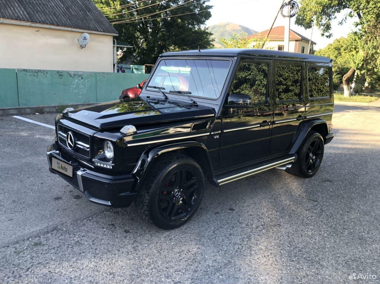 Mercedes-Benz G-класс, 2002  89682727013 купить 1