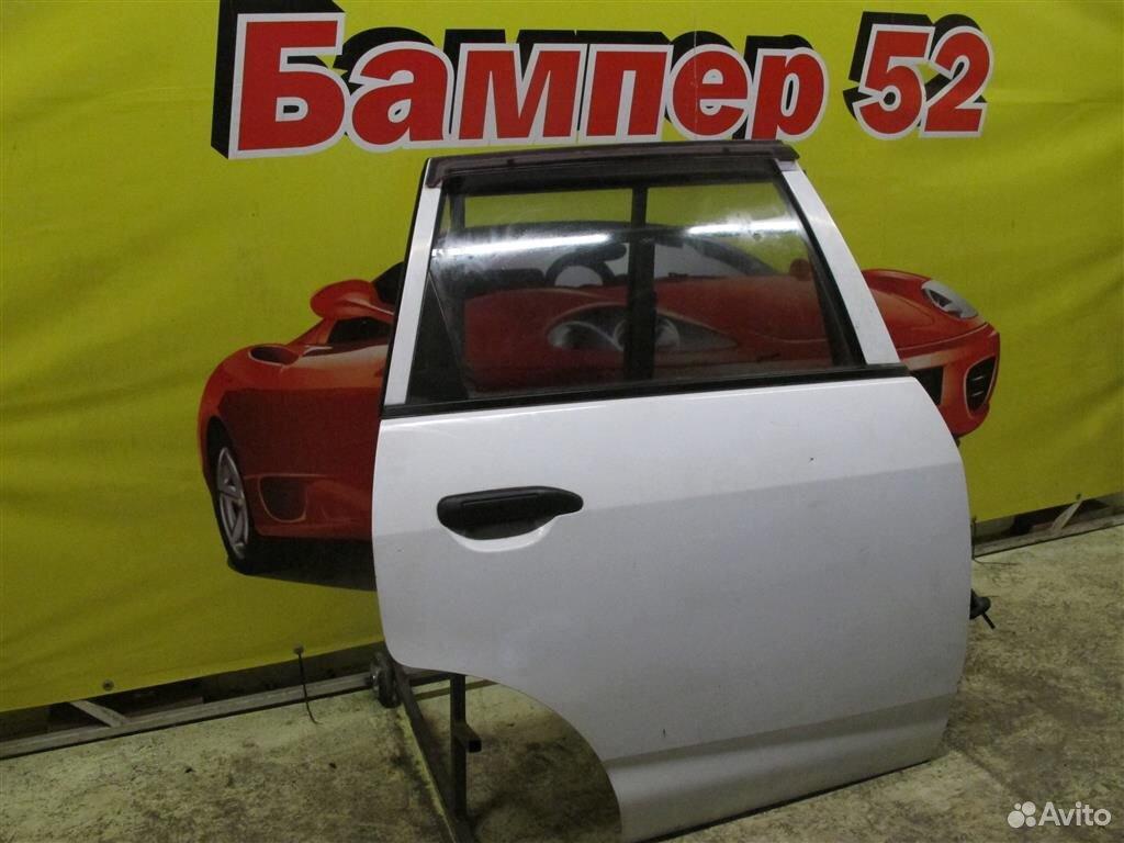 Nissan Wingroad Ad Y11 1999-2005 Дверь задняя пр  89524408730 купить 2
