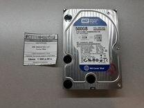 Жесткий диск IDE 500Gb Western Digital WD Blue — Товары для компьютера в Краснодаре