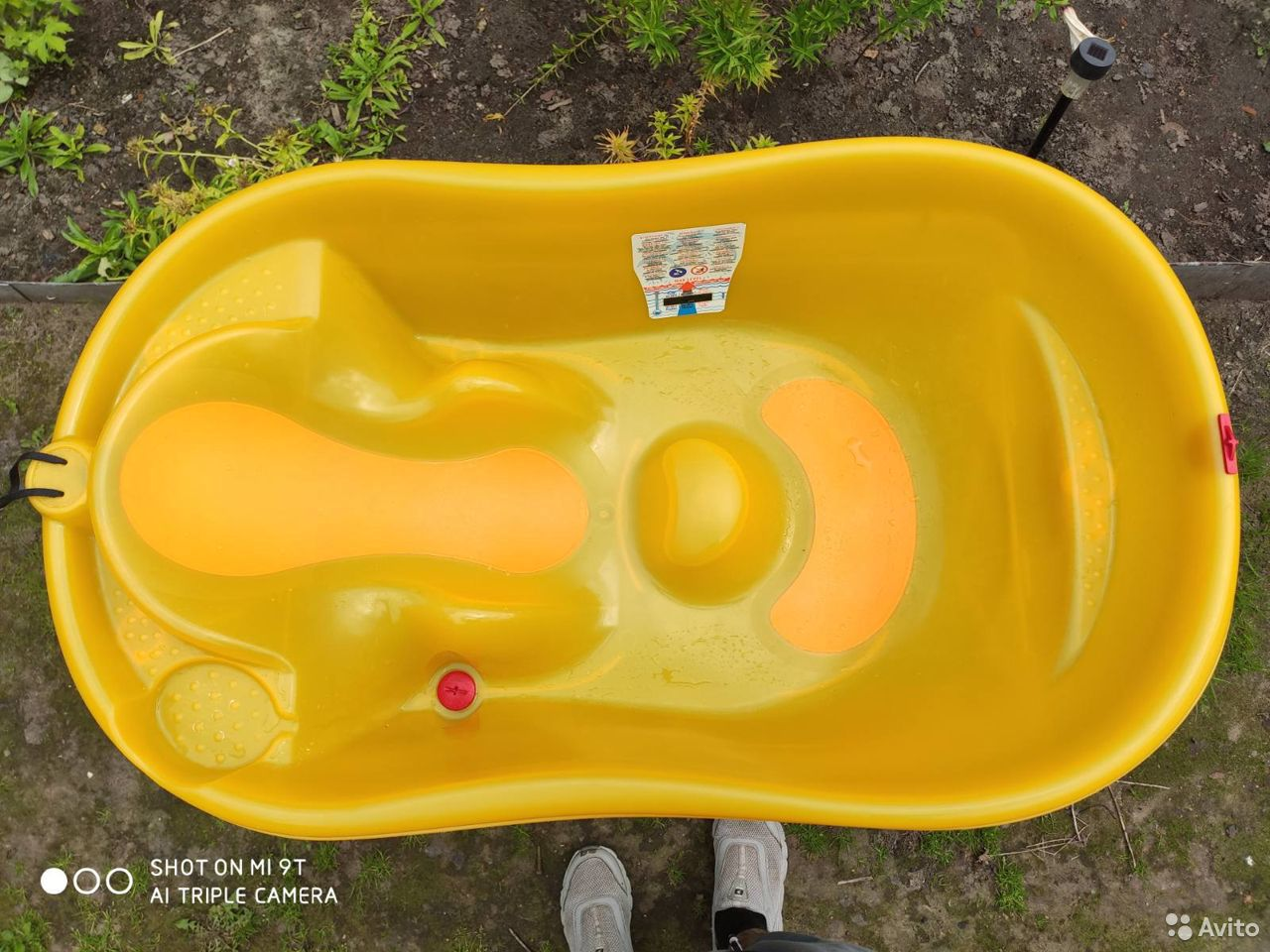 Ванночка для купания с подставкой ok baby  89158294922 купить 2