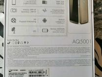 Телефон Micromax Canvas AQ5001