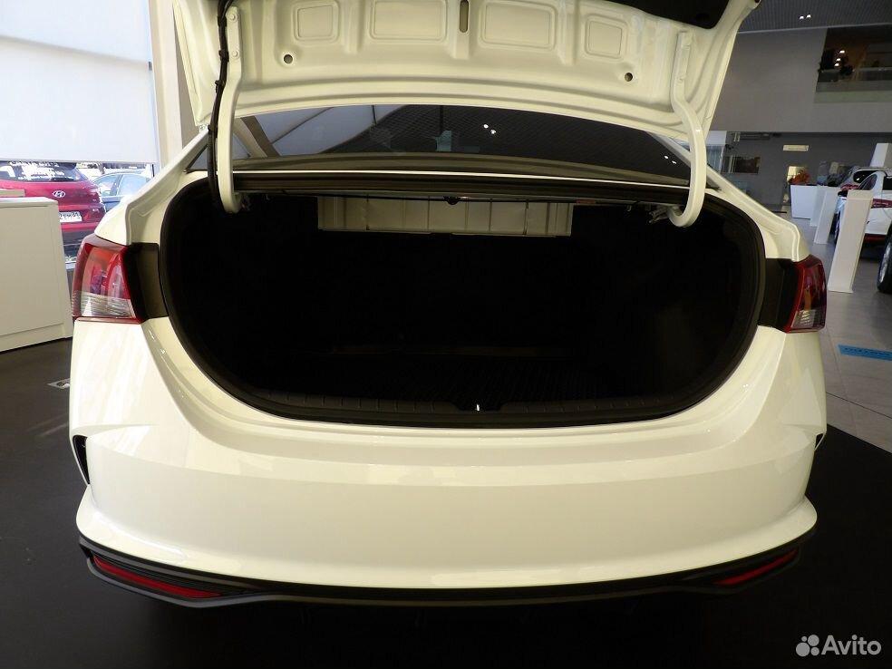 Hyundai Solaris, 2020  84725410435 купить 4