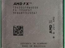 AMD FX-4200 quad core 3.3 Ггц