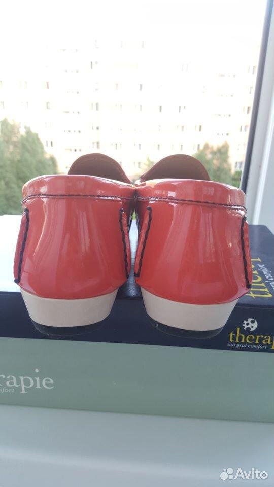 Туфли-мокасины женские  89050187150 купить 5