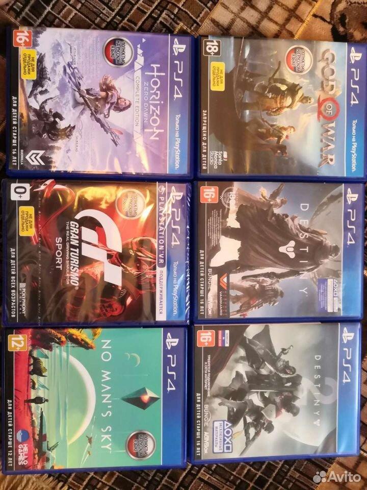 Игры для PlayStation 4  89128114496 купить 1