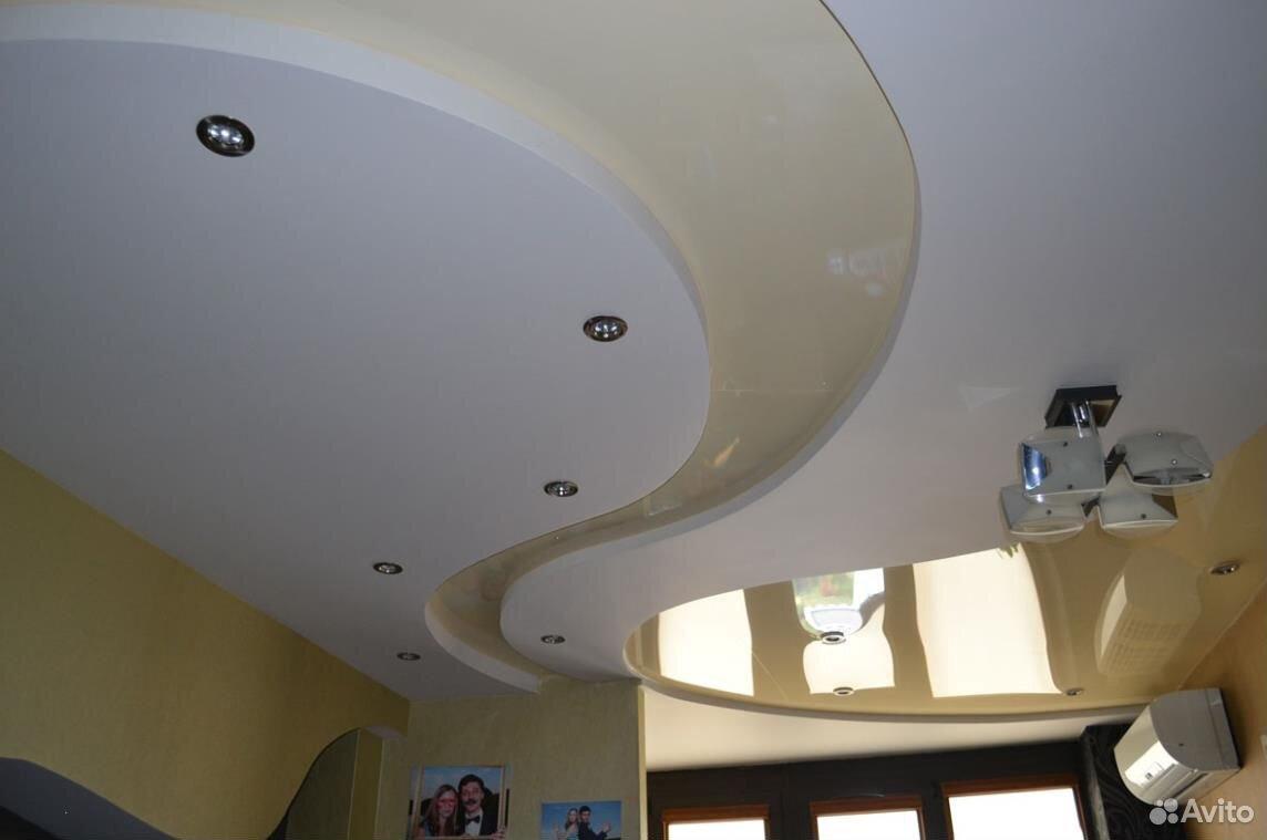 Натяжные потолки от производителя за 1 день  89930298074 купить 1