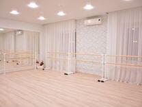 Школа балета в центре города