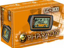 Автосигнализация Pharaon LC-300 обратная связь