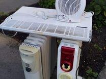 Продам электрические радиаторы — Бытовая техника в Геленджике