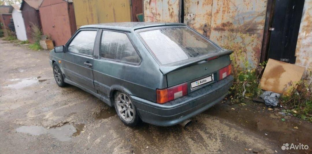ВАЗ 2113 Samara, 2007  89388081887 купить 4