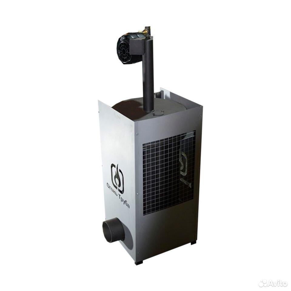 Воздухонагреватель полуавтоматический