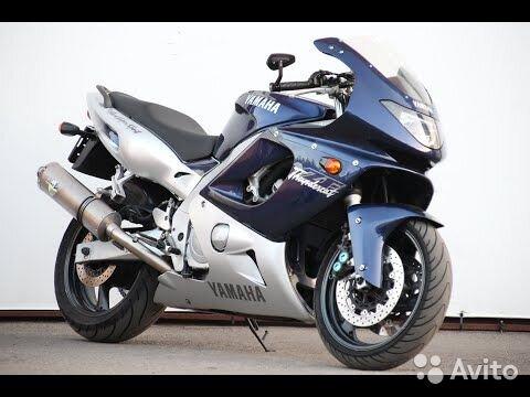 Yamaha YZF 600 R (1494) кредит  88007008942 купить 2